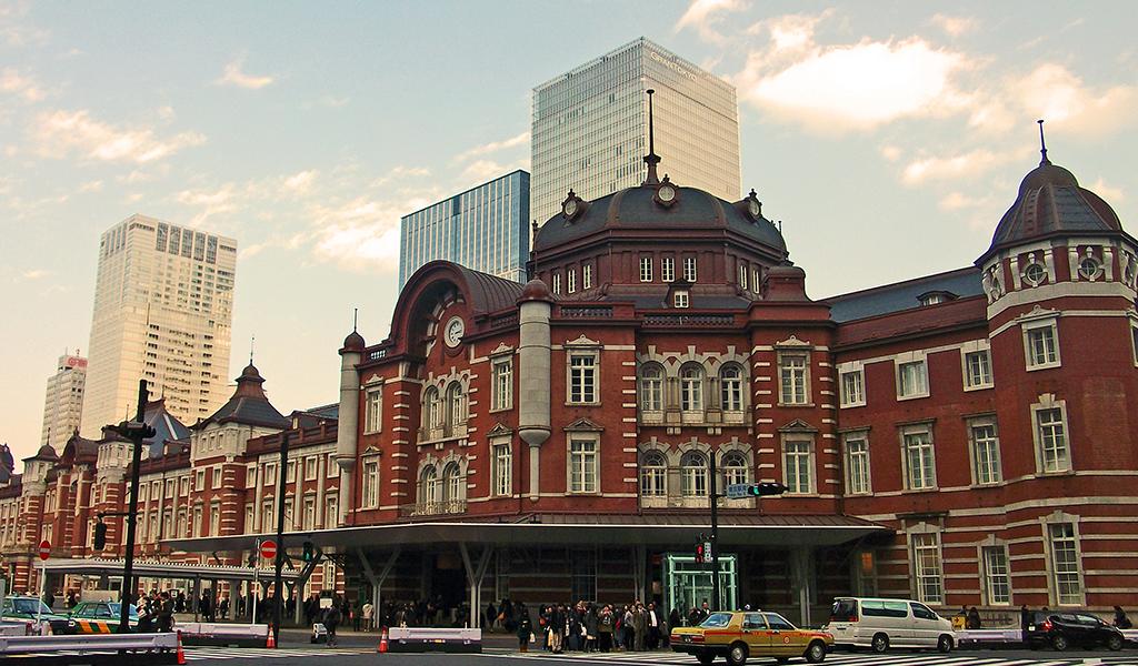東京駅_丸の内駅舎